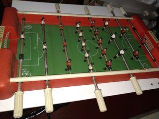 FUTBOLIN vintage Stadium de RIMA. años 70 - 80