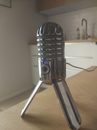 Microfono Samson Meteor