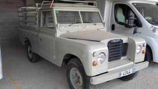 Land Rover santana pikup 1986