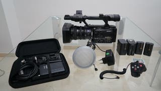 Cámara vídeo profesional HVR-Z7