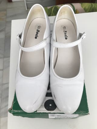 Zapatoa de gitana