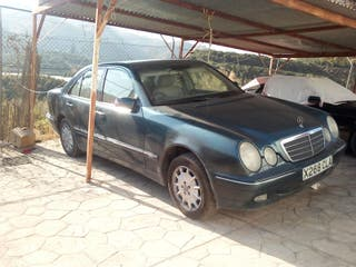 Mercedes-Benz 2.4 2002