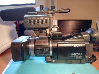 CAMARA SONY HDV 1080I SEMI-PROFESIONAL