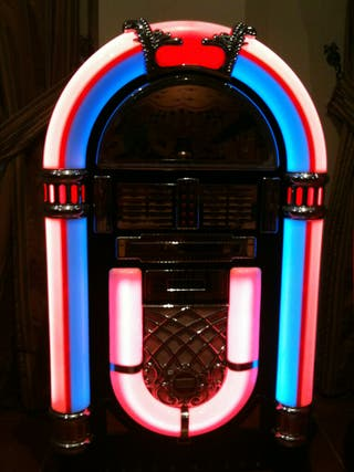 Jukebox, gramola