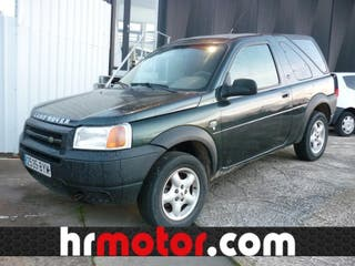 LAND-ROVER Freelander Adventure 2.0 TD4 S