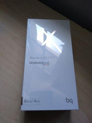 BQ Aquaris X2 Pro 64GB+4GB Nuevo