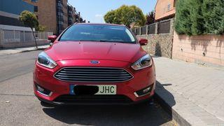 Ford Focus SportBreak Titanium 2015