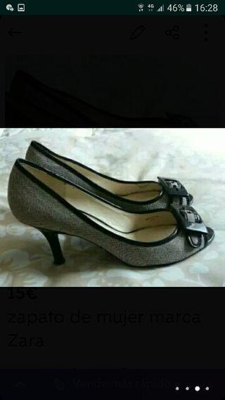 Bajada Mujer Zara Por De Segunda Precio 12 Marca Zapatos Mano ZUIqx