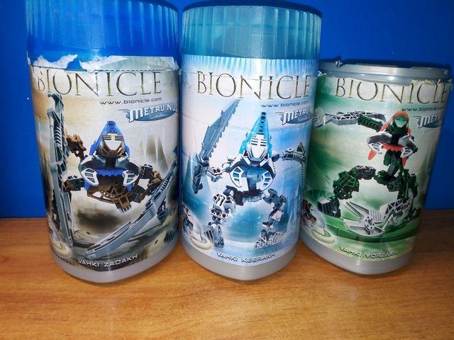 Colección Bionicles Lego
