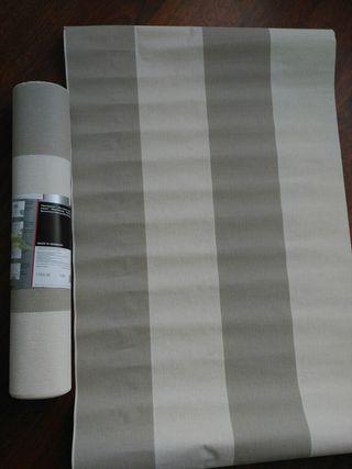 papel pintado (rollo sin estrenar)