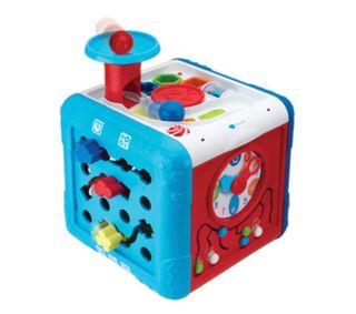 Cubo juego para niños