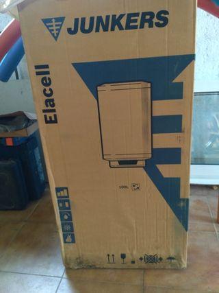calentador de agua junkers 100l
