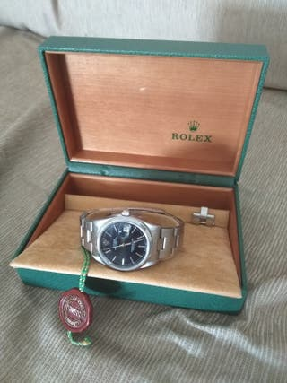 ROLEX OYSTER PERPETUAL DATE MOD 15200 34mm