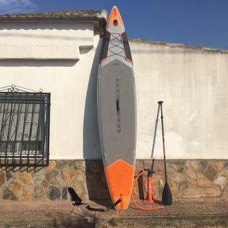 Tabla paddle surf + Remo e hinchador
