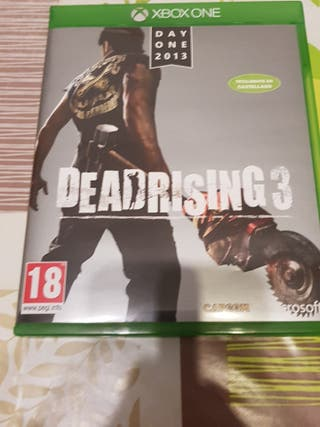 Dead Rising 3 Day One Edition Xbox One