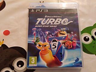 Vídeojuego Turbo Super Stunt Squad PS3
