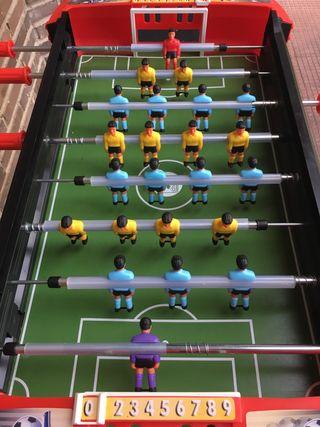 Futbolin Strategic