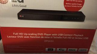 divx con dvd y USB