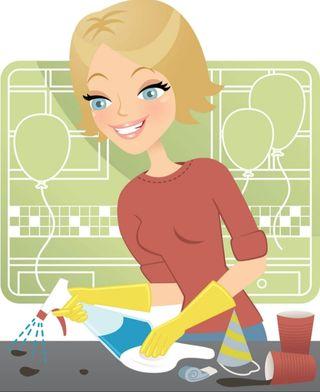 Limpiadora#limpieza#canguro#