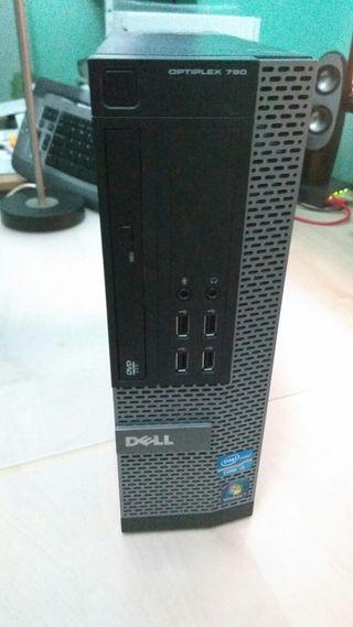 PC Dell Optiplex 790 I3, 4GB RAM, 250GB HD