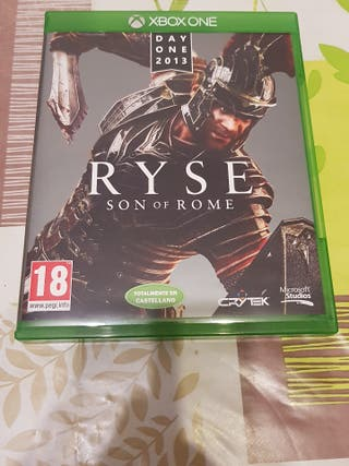 Ryse Day One Edition Xbox One
