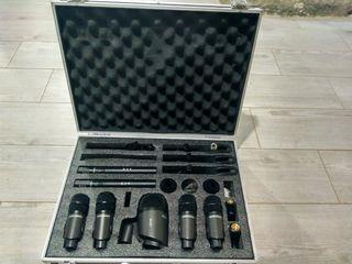 microfonos bateria