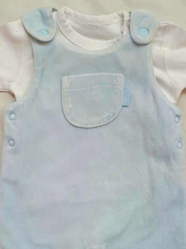 8b5d32ab6 Conjunto 1-3 meses. ropa bebe niño invierno de segunda mano por 6 ...