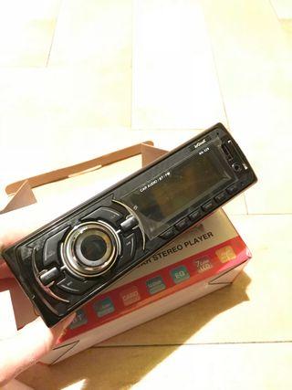 Radio Coche Bluetooth Usb NUEVA!! 4x60W