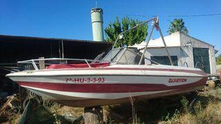 barco glastrom intraborda