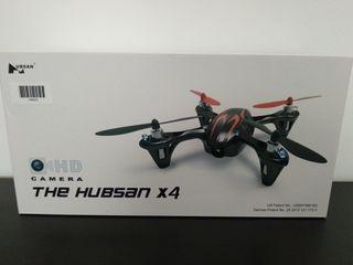 Drone Hubsan X4 con cámara HD 2MP