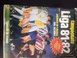 Liga 81-82