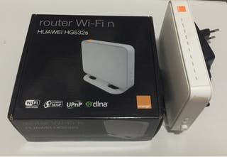 Router wi-fi n HG532s