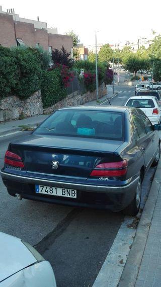 Peugeot 406 2003
