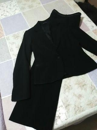 traje mujer