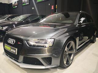 Audi RS4 2014