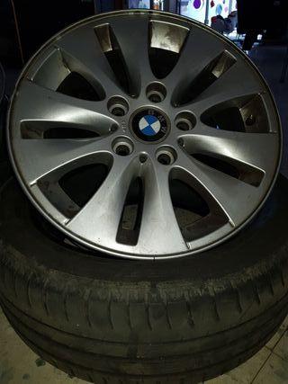 llantas de serie de BMW