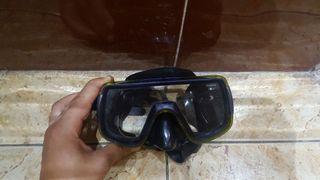 Gafas Pesca Sub