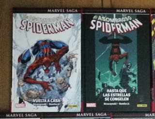 Asombroso Spiderman de Straczynski (1-2)