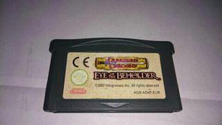 Juego Game Boy Advance (ENVIO INCLUIDO)