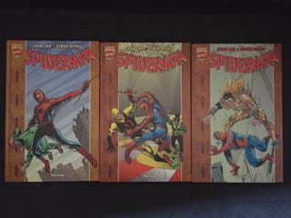 Spiderman por Stan Lee y Steve Ditko