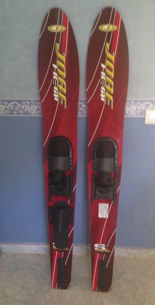 Skis Combo para esquí acuatico
