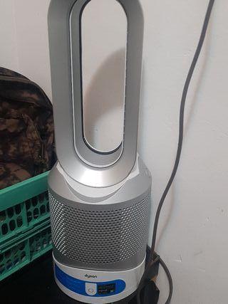dyson ventilador purificador