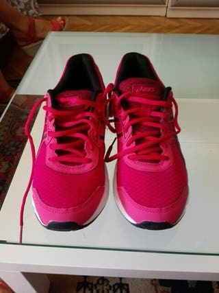zapatillas asics Gel galaxy 9 N 39,5