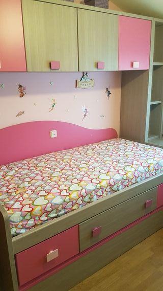 Habitación dormitorio juvenil