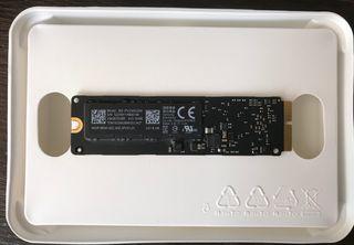 Disco duro SSD original Apple 256gb