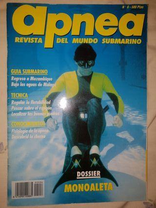 Colección Revista Apnea
