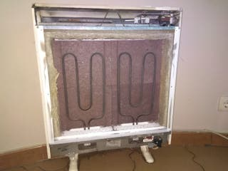 radiador acumulador