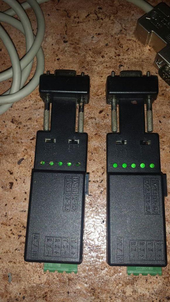 CONECTORES ORDENADORES
