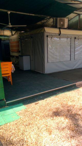Parcela Camping Les Palmeres