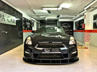 Nissan GT-R 3.8 V6 550 CV BLACK EDITION 2P